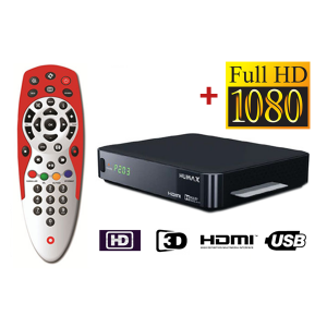 HD Box + HD трансляция